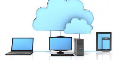 serveur cloud privé, hybride ou public
